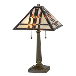 Prairie Southwest Wheat 22 Table Lamp