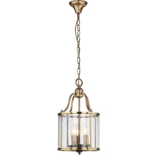 Breakwater Bay Manus 3-Light Foyer Pendant