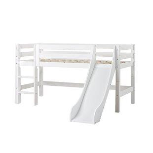 Premium European Single Mid Sleeper Bed By Hoppekids