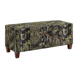 Hopbush Tufted Storage Ottoman by Millwood Pines