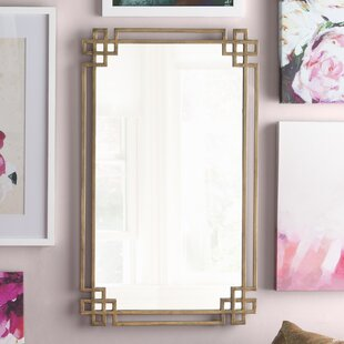 Emelia Accent Mirror byWilla Arlo Interiors