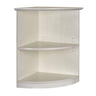 Medina Series Corner Bookcase