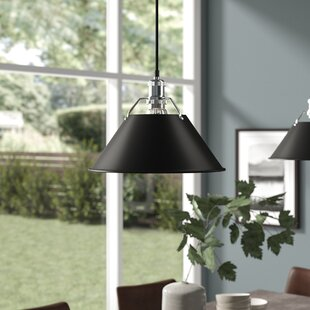 Weatherford 1-Light Dome Penda..