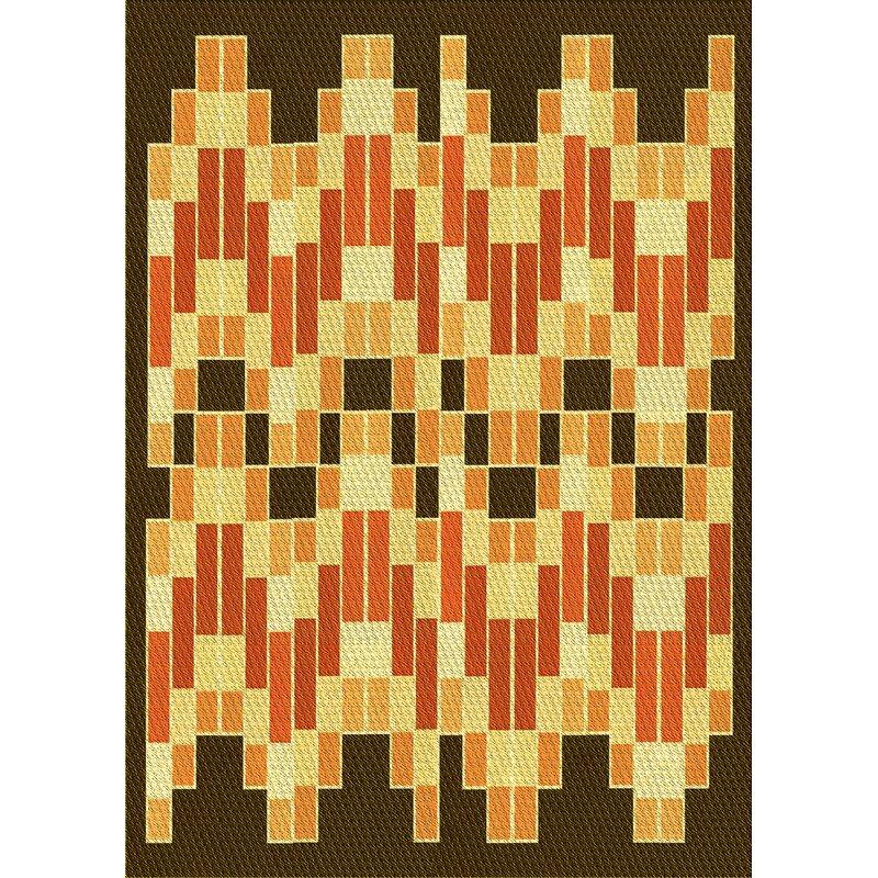 East Urban Home Mickel Abstract Wool Yellow Area Rug Wayfair