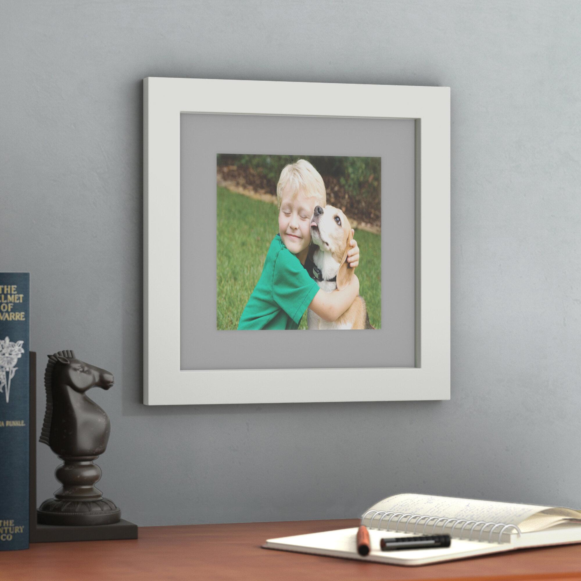 Charlton Home Hausmann Float Picture Frame & Reviews | Wayfair