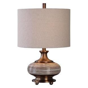 Reviews Rogelio 22 Table Lamp By Brayden Studio