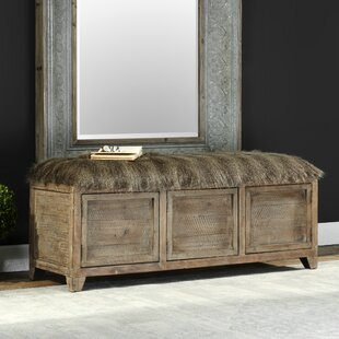 Simon Upholstered Storage Bench