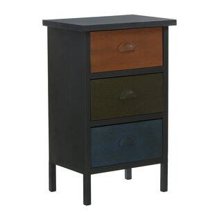 Bantock Loft 3 Drawer Chest By All Home