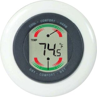 Temperature Station Thermometer Image