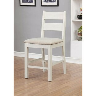Ponder Upholstered Dining Chair (Set Of 2) by August Grove Great Reviews