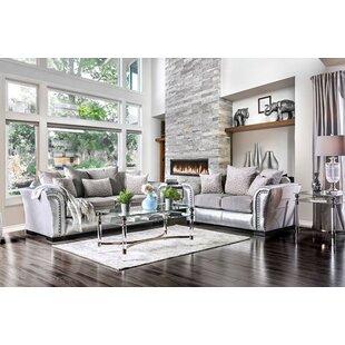 Zachery Configurable Living Room Set by Rosdorf Park