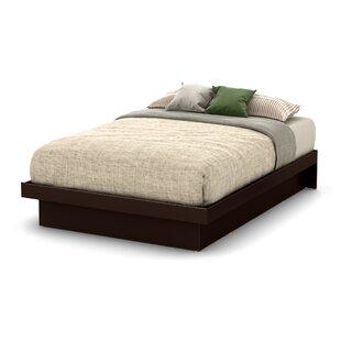 South Shore Basic Full Platform Bed