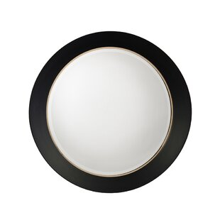 John-Richard Portal Blanche Accent Mirror