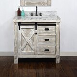 Stefield 36 Single Sink Bathroom Vanity by Gracie Oaks
