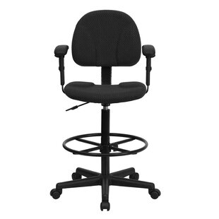 Read Reviews Wingert Drafting Chair by Symple Stuff Reviews (2019) & Buyer's Guide