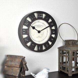 Live Love Laugh Clock Wayfair