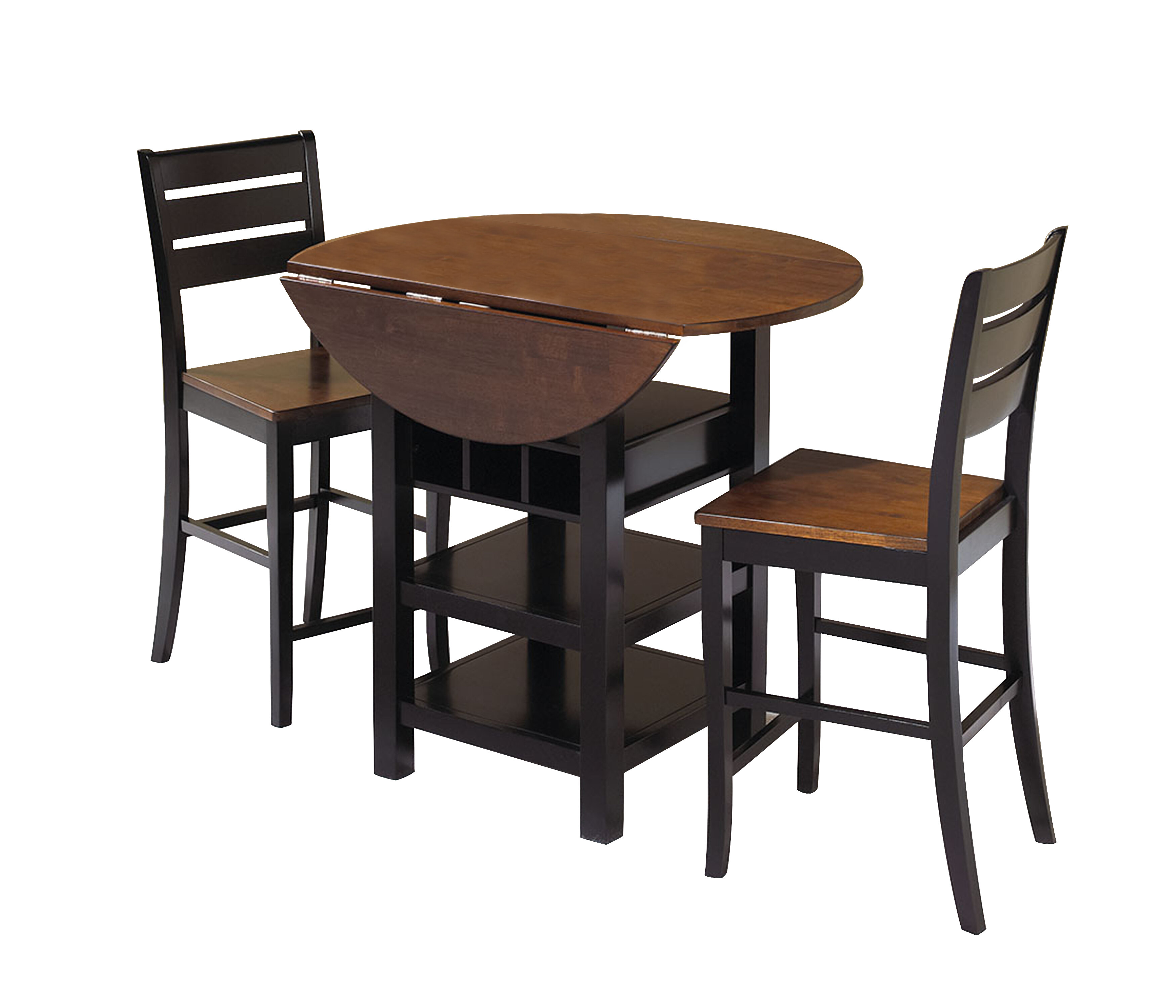 Superieur Atwater 3 Piece Counter Height Dining Set