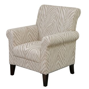 Lininger Armchair by World Menagerie