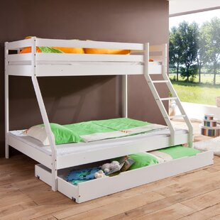 Thalia Bunk Bed With Drawer By Harriet Bee