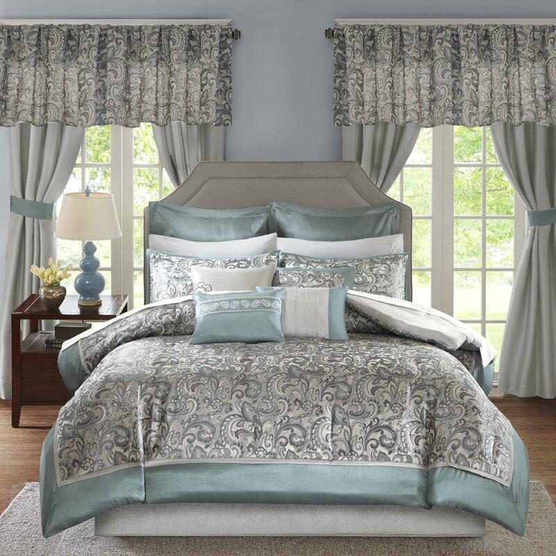 Astoria Grand Wightmans 24 Piece Comforter Set Amp Reviews