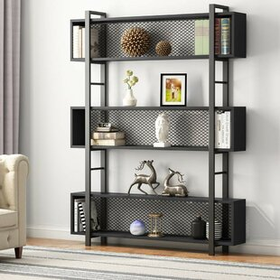 Phan 6-Tier Etagere Bookcase by Williston Forge