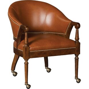 Castered Barrel Chair by Fairfield Chair