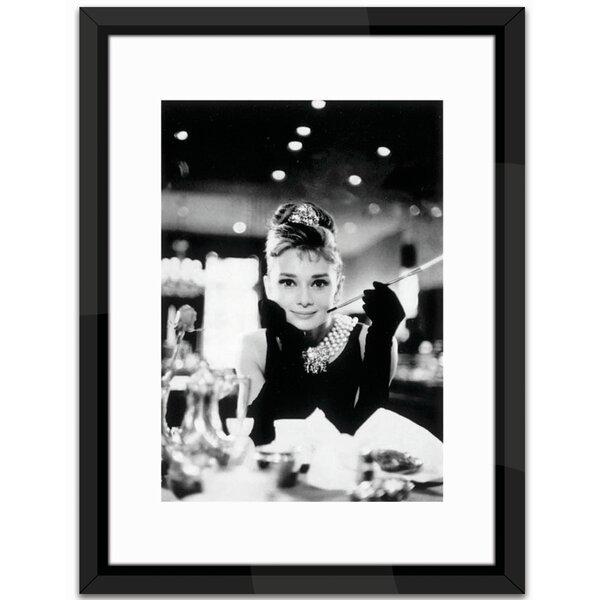 Audrey Hepburn Framed Pictures | Wayfair.co.uk