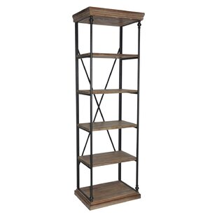 Cassilyn Etagere Bookcase Gracie Oaks