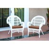 Cool Indoor White Wicker Chairs Wayfair Cjindustries Chair Design For Home Cjindustriesco