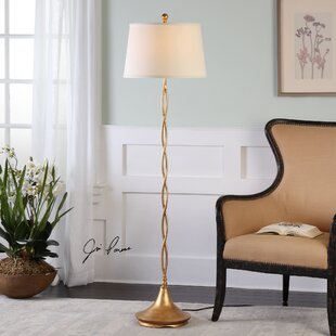 Affordable Brucelyn 64 Floor Lamp By Willa Arlo Interiors