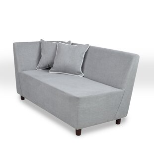 Best Choices Jad Chaise Lounge by Harriet Bee Reviews (2019) & Buyer's Guide