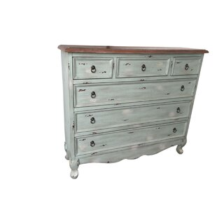Nantucket 6 Drawer Chest