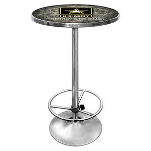 Army Pub Table II by Trademark Global