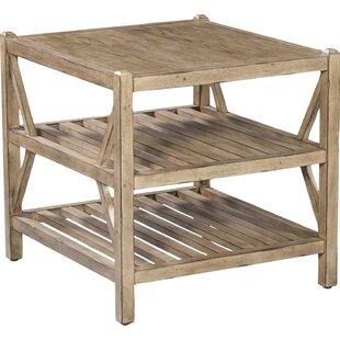 Fairfield Chair Slat End Table