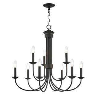 Carruthers 9-Light Chandelier