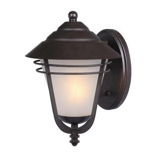 Price comparison Bonneville 1 Light Wall Lantern By Westinghouse Lighting