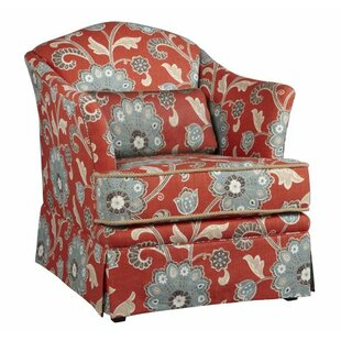 Cheap Zentique Skirted Armchair From Best Store