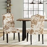 Healdsburg Upholstered Dining Chair (Set of 2)