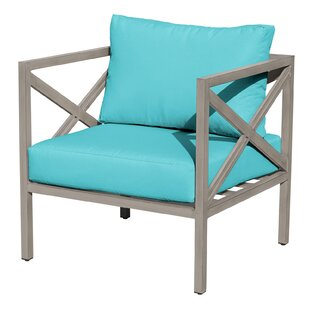 Carlisle Patio Chair with Cushions by TK Classics