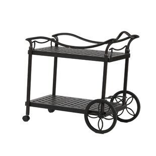 Palmview Bar Serving Cart