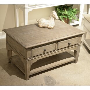 Judith Coffee Table with Storage