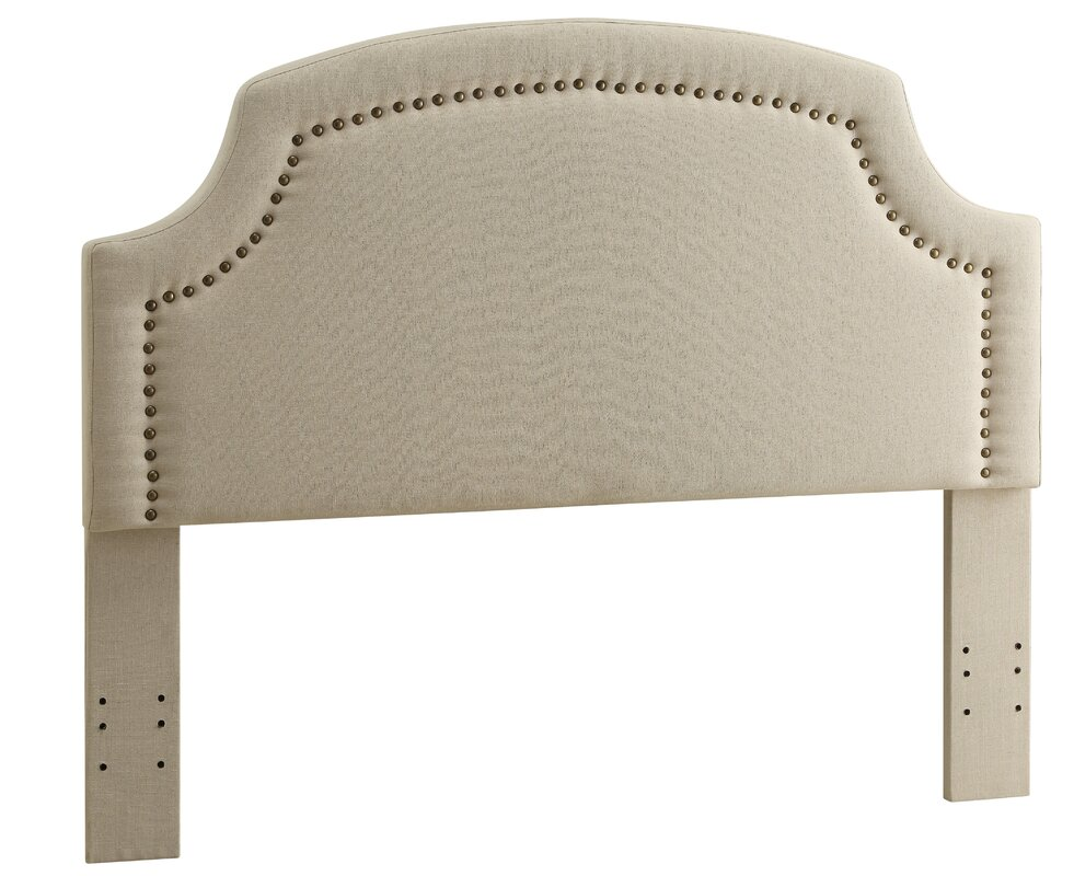 Degraffenreid Upholstered Panel Headboard