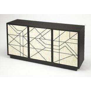 Aldridge Bone Inlay Sideboard by Brayden Studio