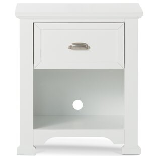 Budget Roland 1 Drawer Nightstand by Child Craft