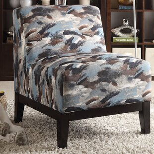 Wrought Studio Bobb Slipper Chair