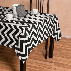Dakotah Rectangular Cotton Tablecloth