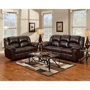 Nash Reclining Configurable Living Room Set