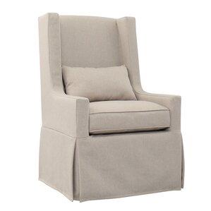 Hoang Swivel Lounge Armchair by Gracie Oaks