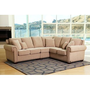 Darby Home Co Barnes Sectional