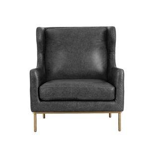 Virgil Wingback Chair By Sunpan Modern